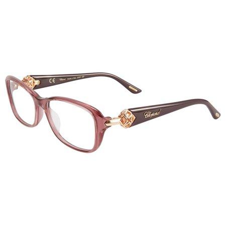 2b59b2bab3 Eyeglasses Chopard VCH 159 S Plum 0W48 - Walmart.com