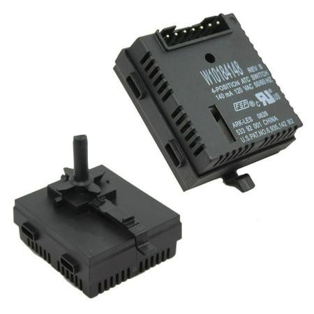 W10184148 Whirlpool Washer Atc Switch Mid Level