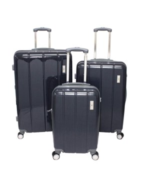 American Green Travel Lightning ll Hardside 3-Piece Spinner Luggage Set