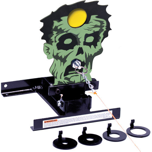 Crosman Zombie Field Shooting Target, All-Metal