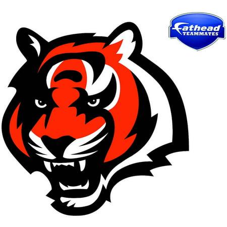 Fathead Cincinnai Bengals Teammate Logo
