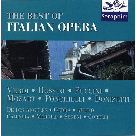 Best of Italian Opera / Various (CD)