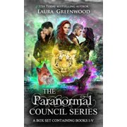 The Paranormal Council Complete Series - eBook