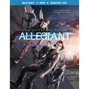 The Divergent Series: Allegiant (Blu-ray)