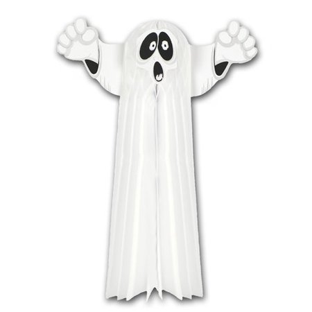 The Holiday Aisle Halloween Tissue Hanging Ghost](Halloween Public Holiday Uk)