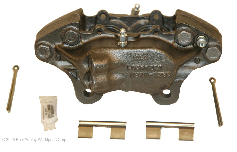 Beck Arnley 077-1472S Remanufactured Semi-Load Brake Caliper