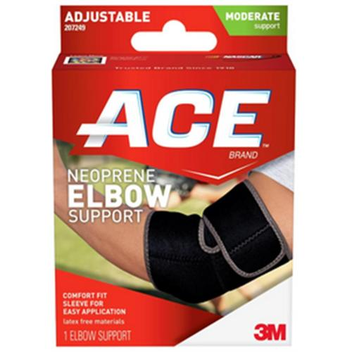 ACE Elbow Support One Size 1 Each (Pack of 3)