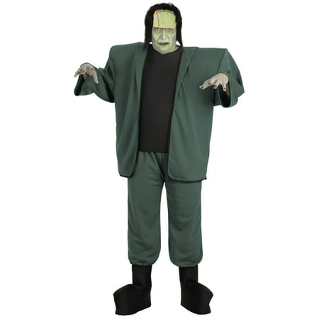 Frankenstein Adult Halloween Costume, Size: Men's - One Size