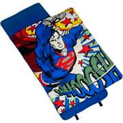 Superman Woosh Nap Mat