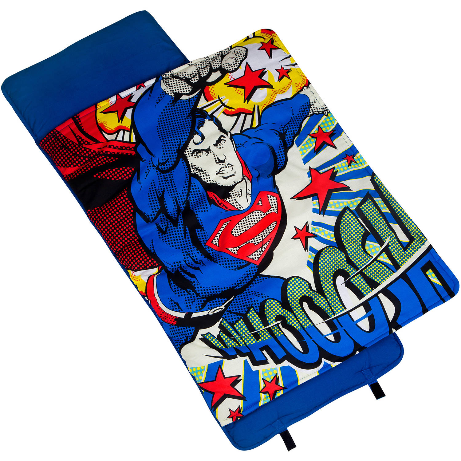 Superman Woosh Nap Mat