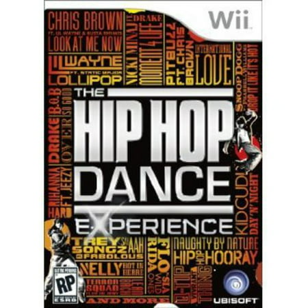 The Hip Hop Dance Experience (Wii)