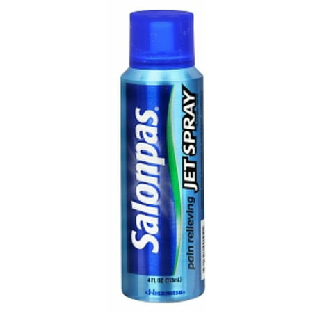 Salonpas Pain Relieving Jet Spray 4 oz