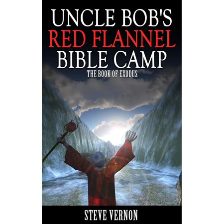 Uncle Bob's Red Flannel Bible Camp - The Book of Exodus - - Flannel Cap