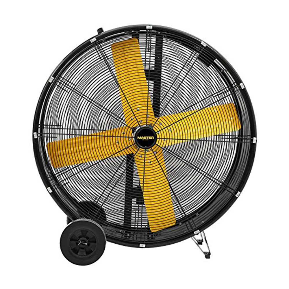 Master Professional 30 Inch High Capacity Direct Drive Barrel Floor Wheeled Fan