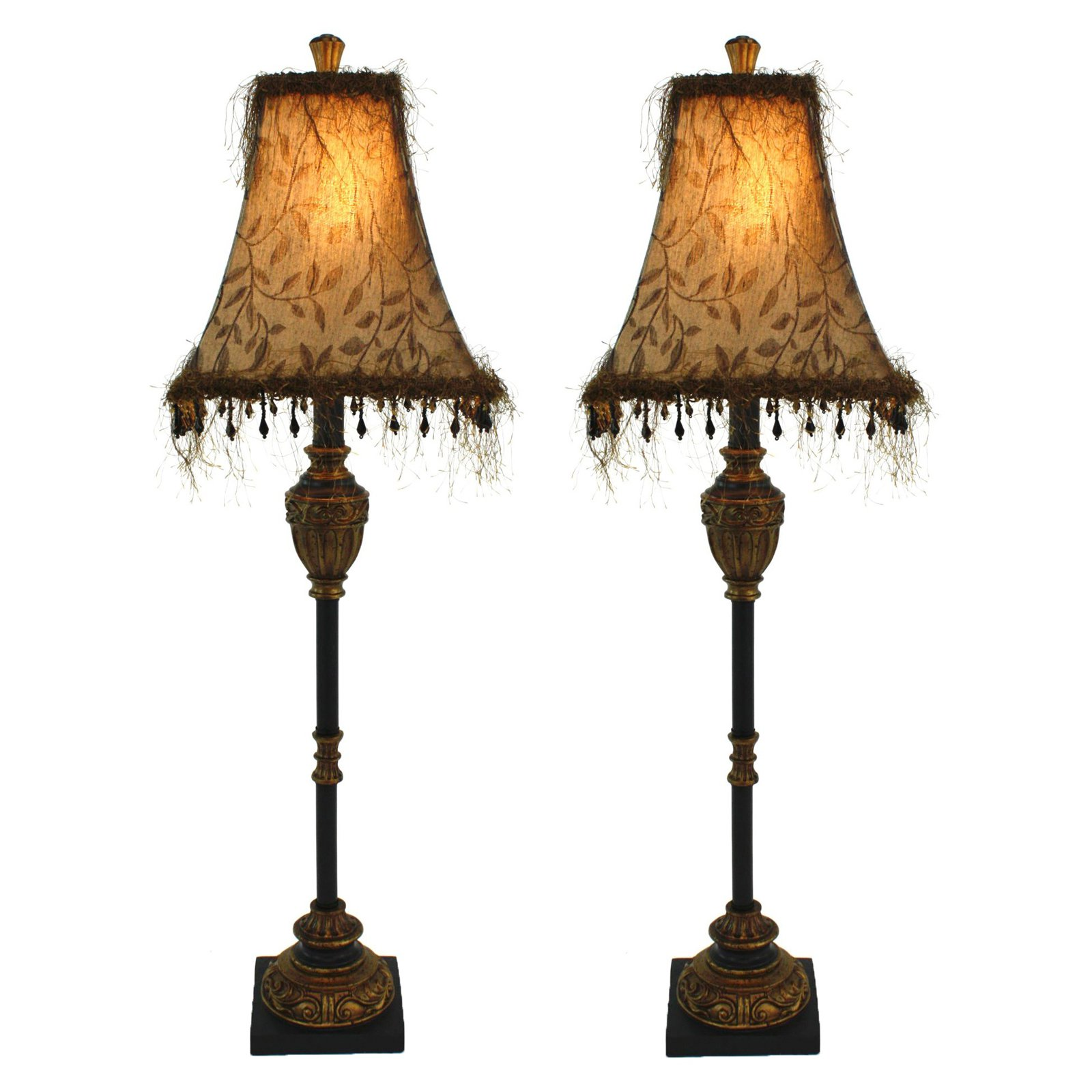 Aspire Home Accents Emelia Buffet Lamp - Set of 2