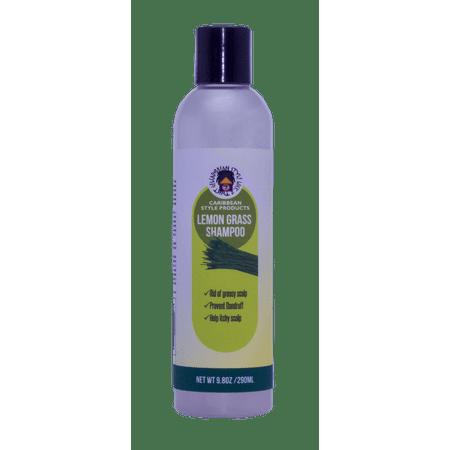 Lemon Grass Shampoo - Lemongrass Peppermint Shampoo