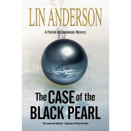 The Case of the Black Pearl : A Stylish Mystery Series Set in the South of France