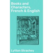 Books and Characters, French & English - eBook