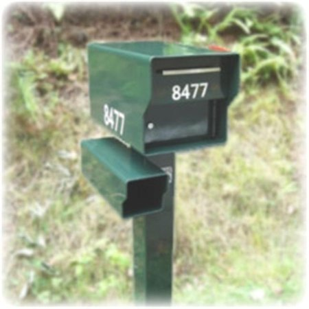 Fort Knox Mailbox Fortress G Fortress - Green