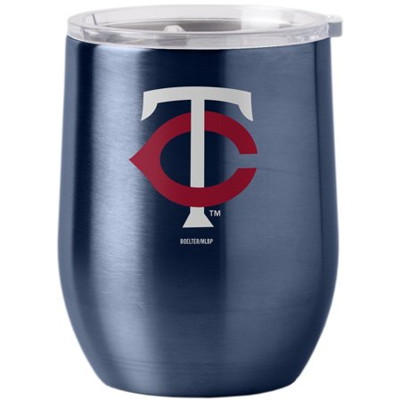 (Minnesota Twins 16oz. Curved Ultra Tumbler - No Size)