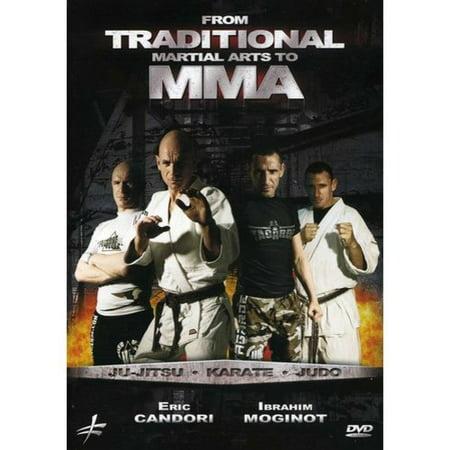 From Traditional Martial Arts To MMA: Jujitsu / Karate / Judo