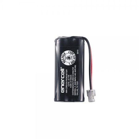 Enercell 2 4V 500Mah Ni Mh Battery For Radioshack  23 1190