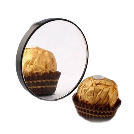 Cosmetics Tool Makeup Small Mirror Magnifying Mini Pocket Travel Mirror 5X10X15X