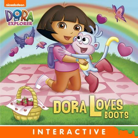 Dora Loves Boots (Dora the Explorer) - eBook - Teenage Dora The Explorer