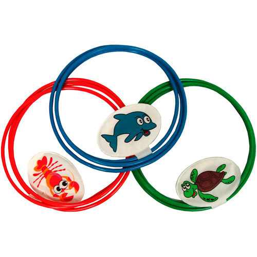 WATER SPORTS LLC 3PK Swim Through Ring