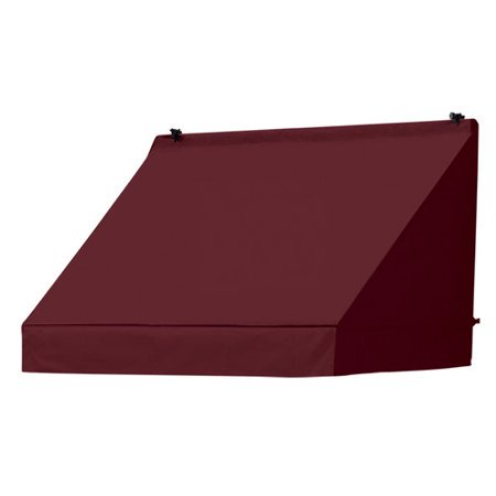 Sunsational Products Classic 4 Awning In A Box Burgundy