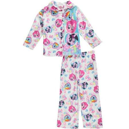 My Little Pony Little 2Pc Toddler Pajamas - - My Little Pony Adult Pajamas