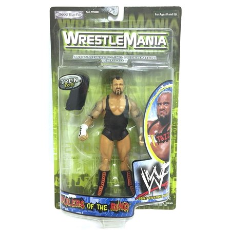 Wrestlemania 2000 WWE WWF Rulers of The Ring Tazz Wrestling