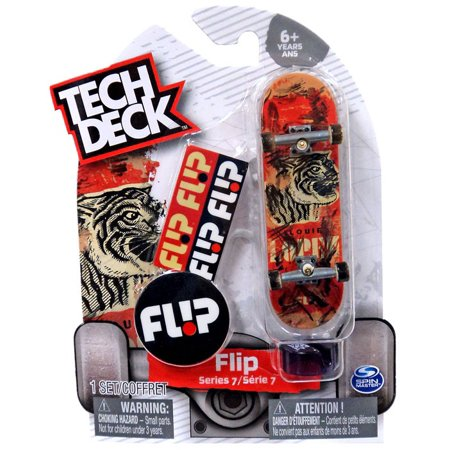 Tech Deck Series 7 Flip Mini Skateboard for $<!---->