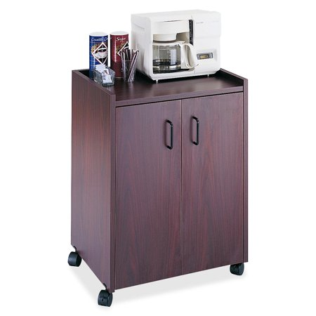 - Safco Mobile Refreshment Utility Cart
