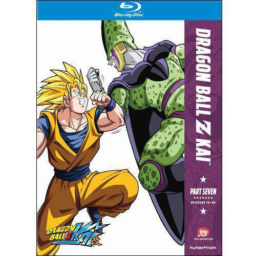 Dragon Ball Z Kai: Season One, Part 7 (Blu-ray)