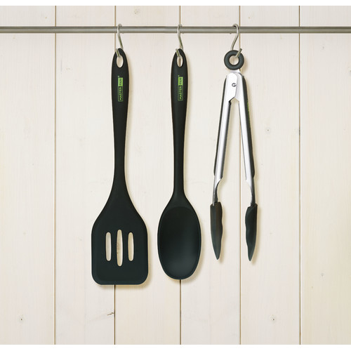 Master Pan 3 Piece Silicone Kitchen Utensils Set