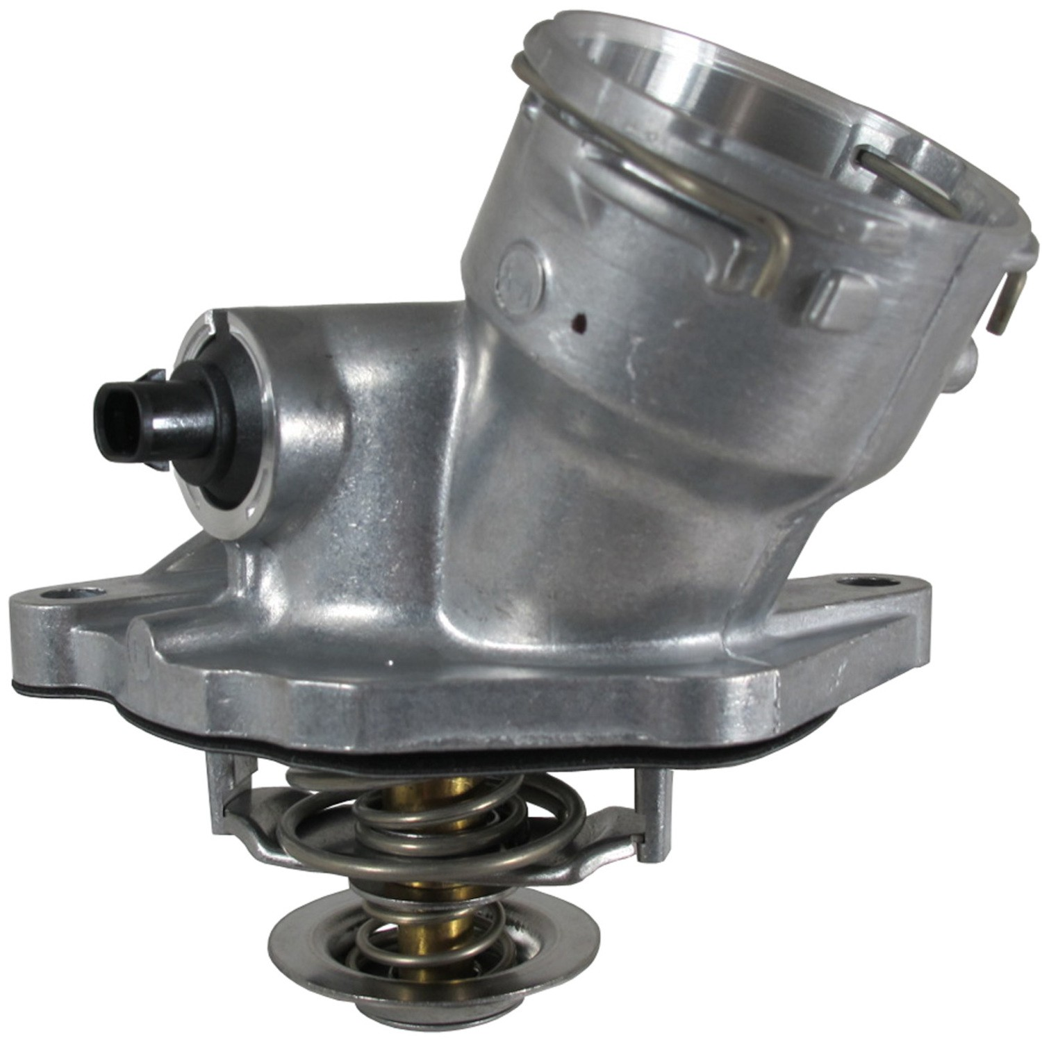 Engine Assembly Cooling oi Stant 15249 Coolant Thermostat Water Outlet