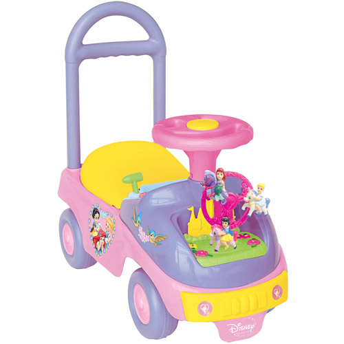 Kiddieland Mini Princess Activity Ride-On