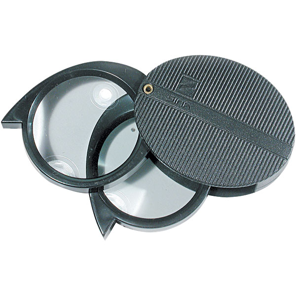 Bausch and Lomb Folding Pocket Magnifier