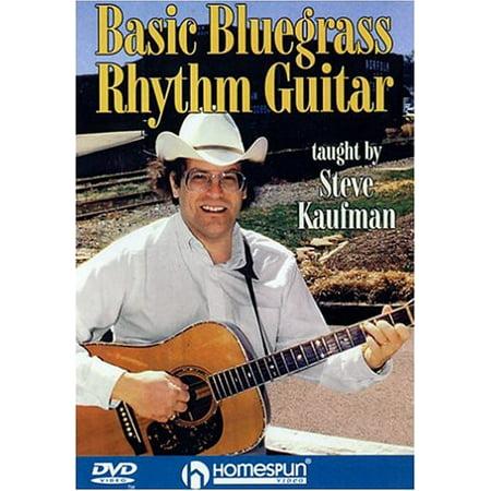 Basic Bluegrass Rhythm Guitar (DVD)
