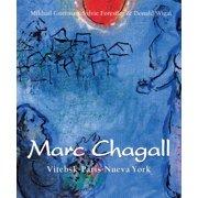 Chagall - Vitebsk-París-Nueva York - eBook