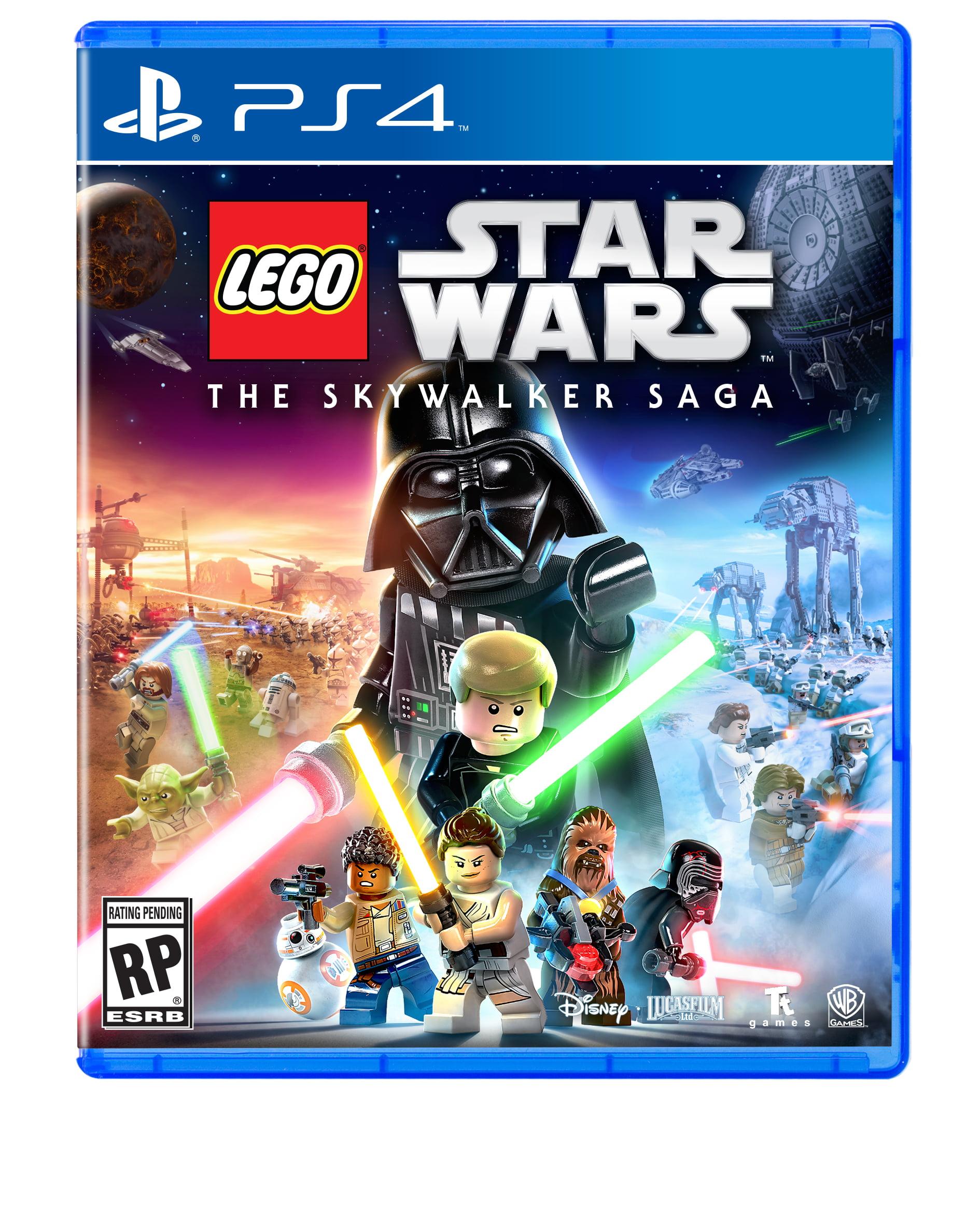 Lego Star Wars The Skywalker Saga Warner Playstation 4 883929681617 Walmart Com Walmart Com