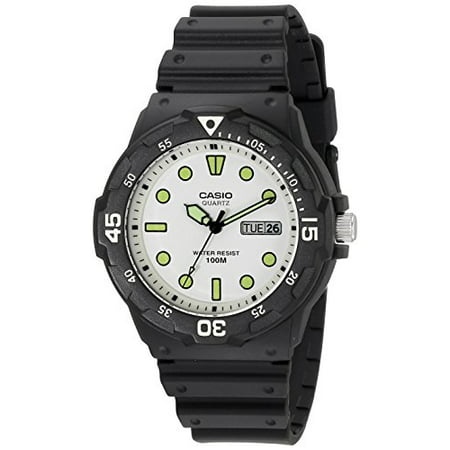 casio men's mrw200h-7ev sport resin watch Casio Casual Mens Sport Watch