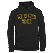 Michigan Tech Huskies Everyday Pullover Hoodie - Black