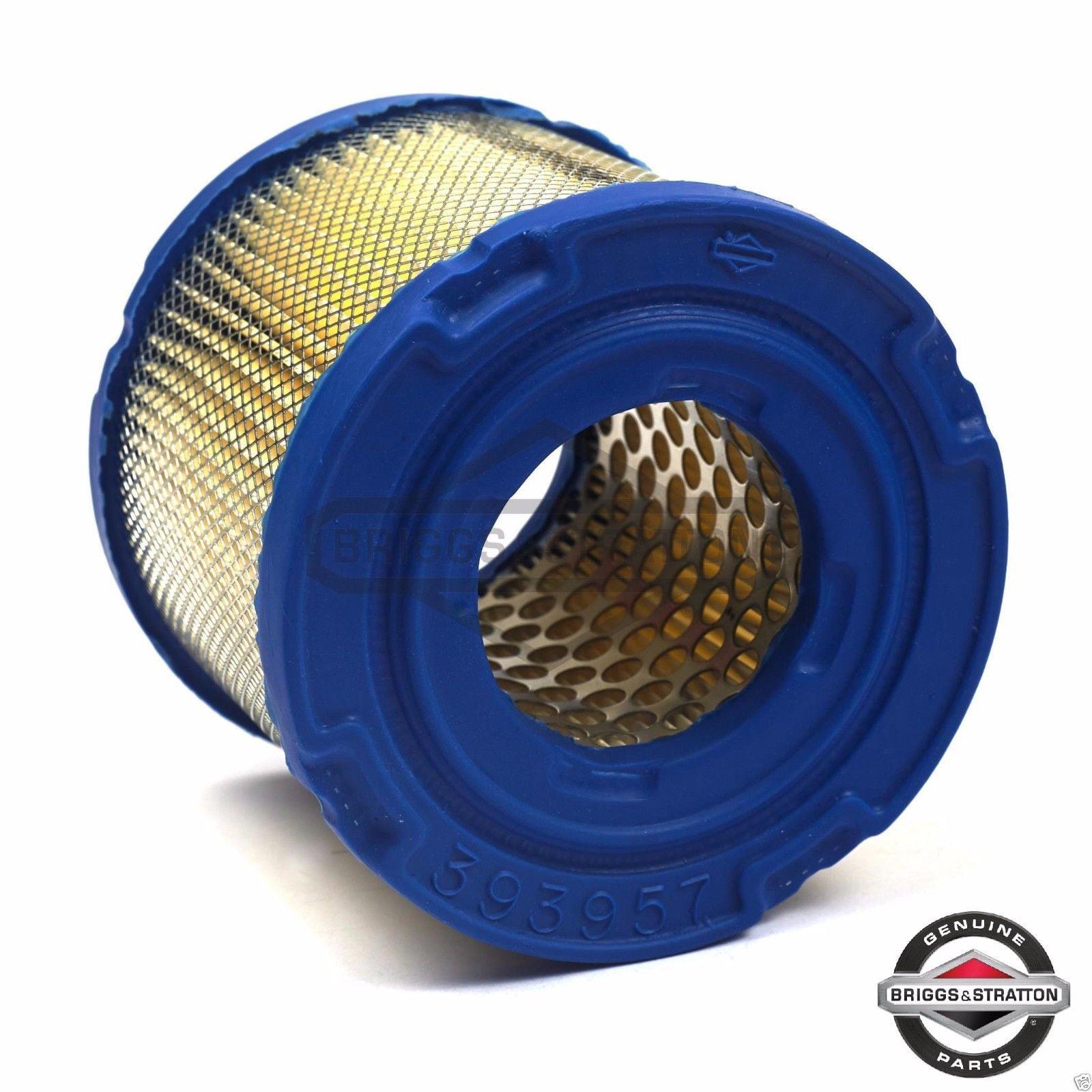 Genuine Briggs & Stratton 393957s Air Filter Fits 393957 OEM