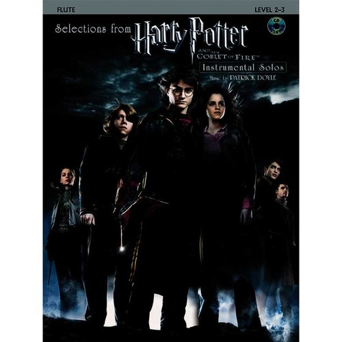 Selections from Harry Potter and the Goblet of Fire: Flute, Instrumental Solos, Level 2-3