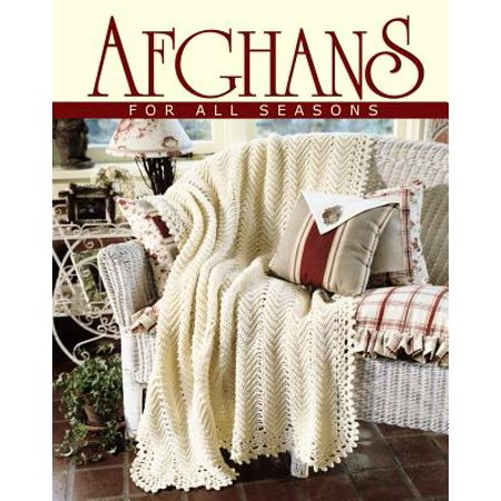 Afghans for All Seasons, Book 2 (Leisure Arts #108214) ()