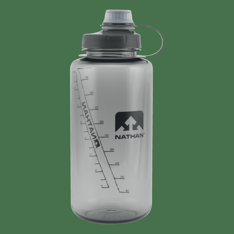 NATHAN BigShot Sport Hydration Water Bottle - 34oz