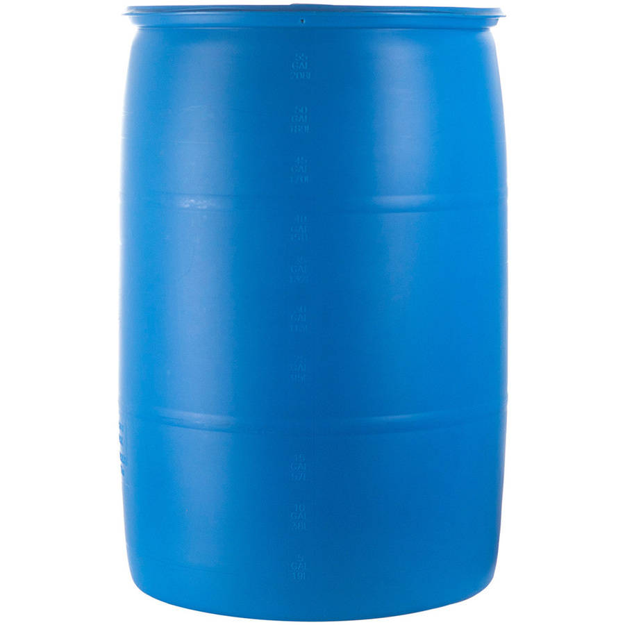 Emergency Essentials 55 Gallon Water Barrel Walmartcom