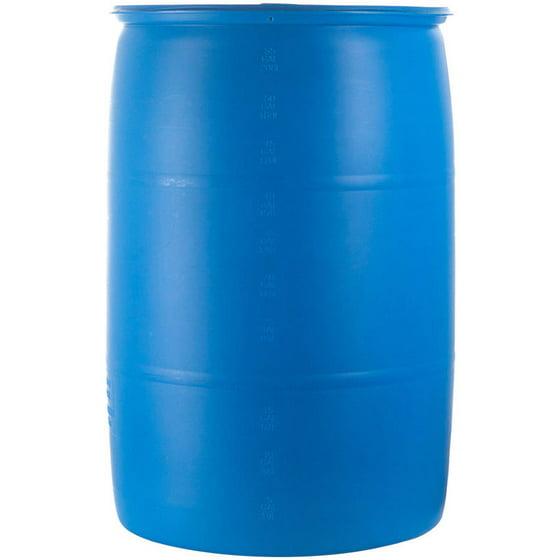 88a714d00af Emergency Essentials 55 Gallon Water Barrel - Walmart.com